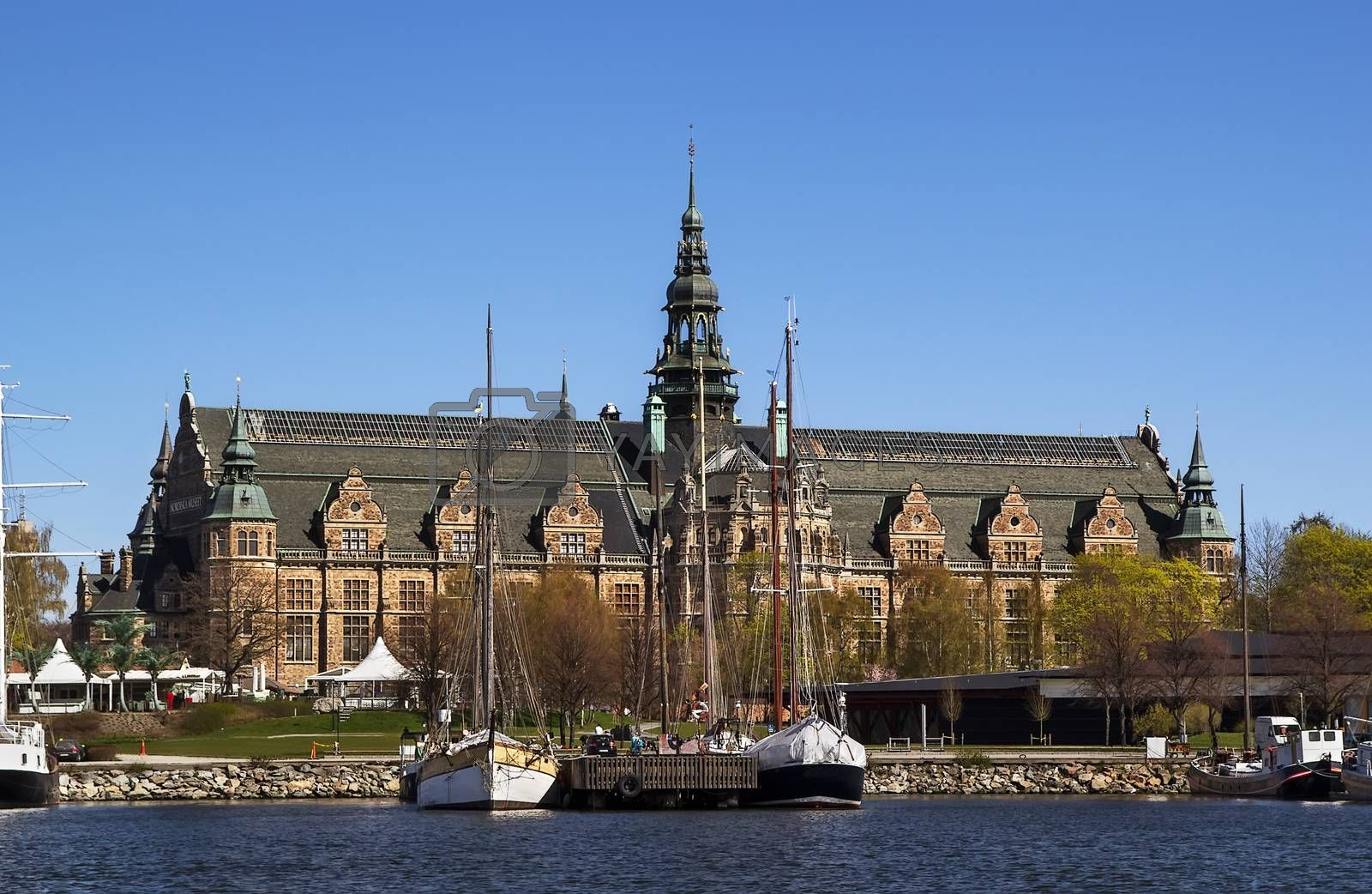 Nordic Museum, Stockholm by borisb17