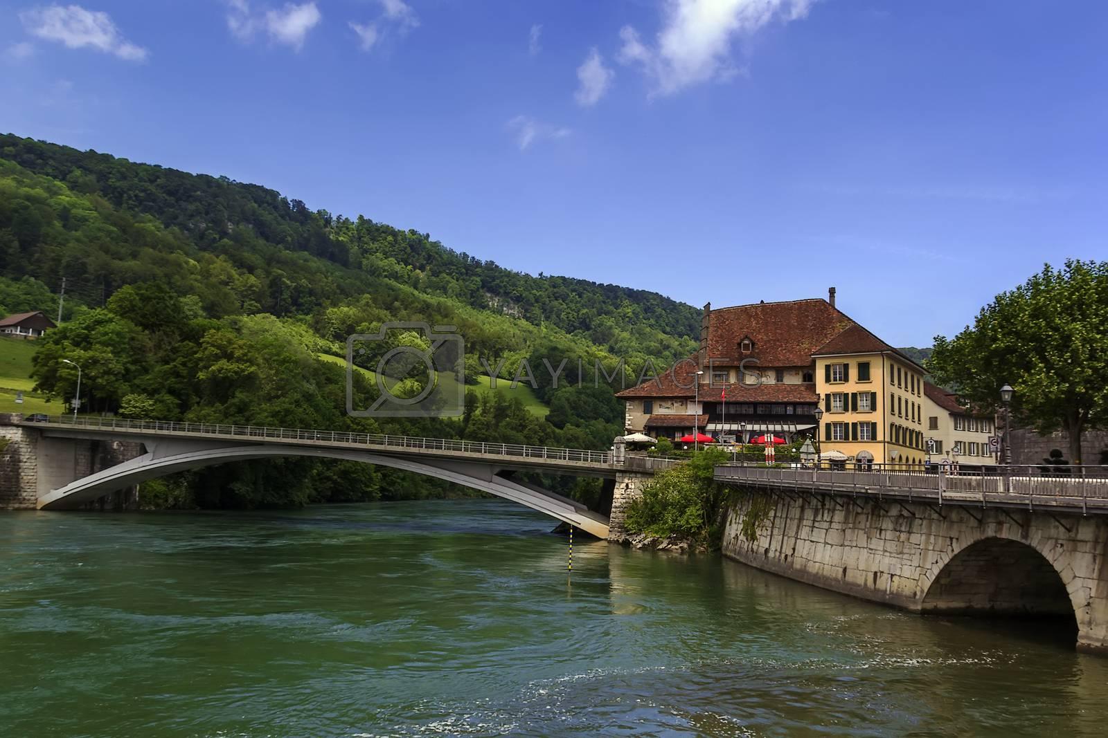 Aarburg, Switzerland by borisb17