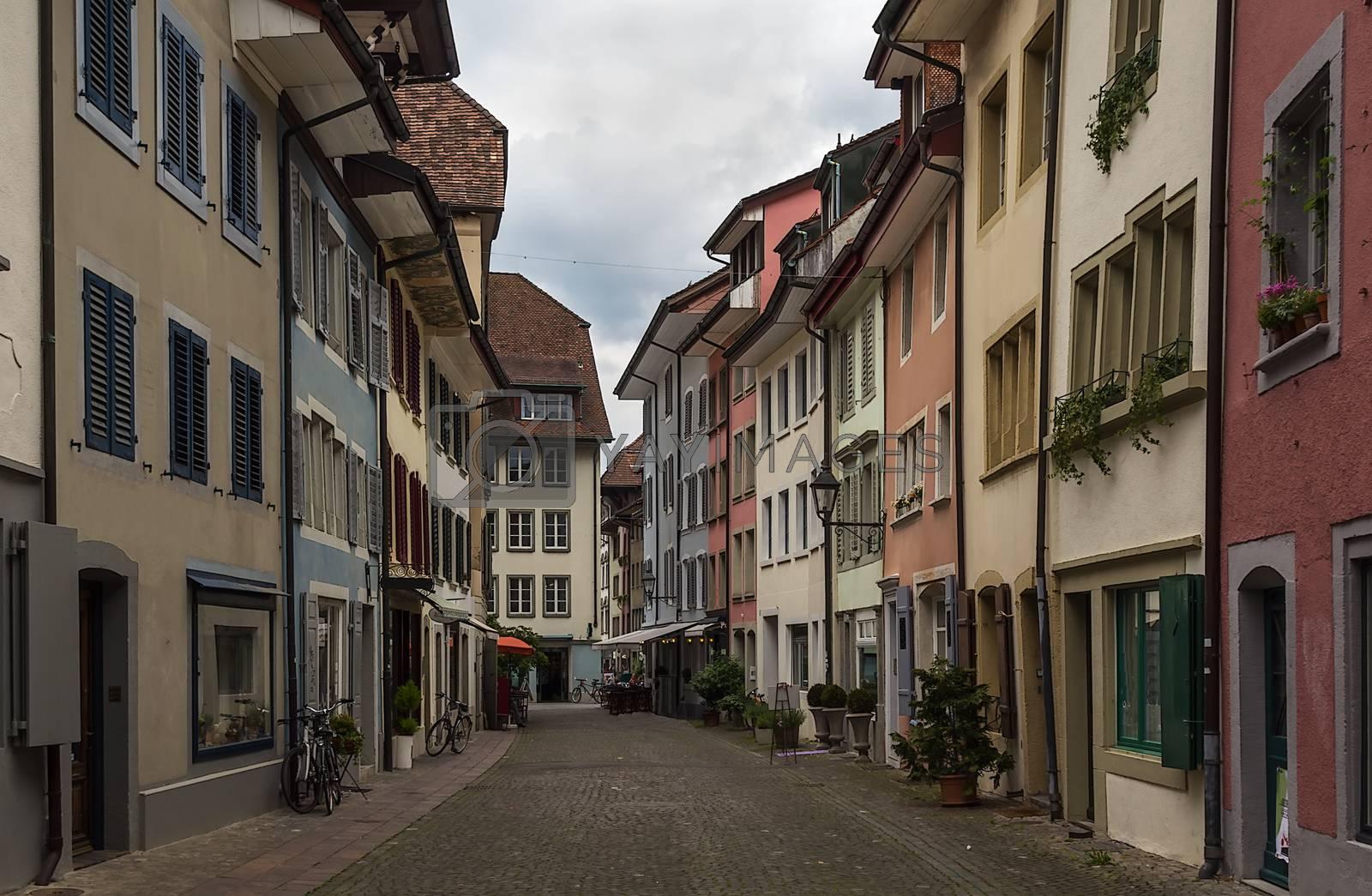 Aarau, Switzerland  by borisb17