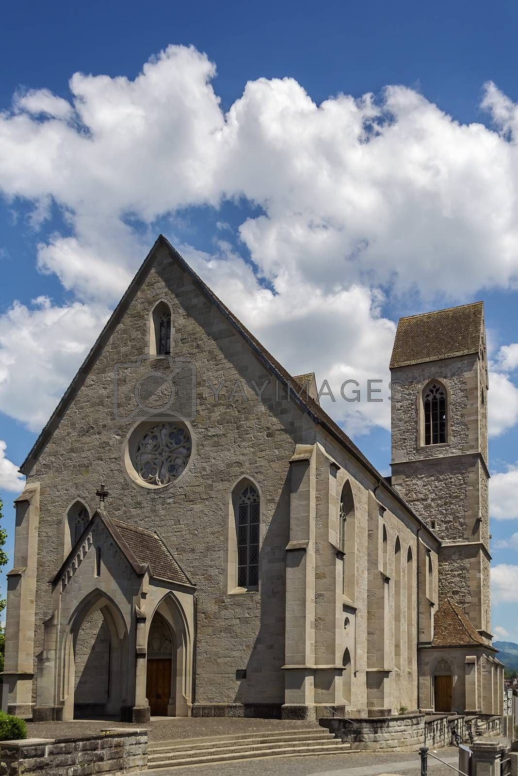 St. John's Church, Rapperswil by borisb17