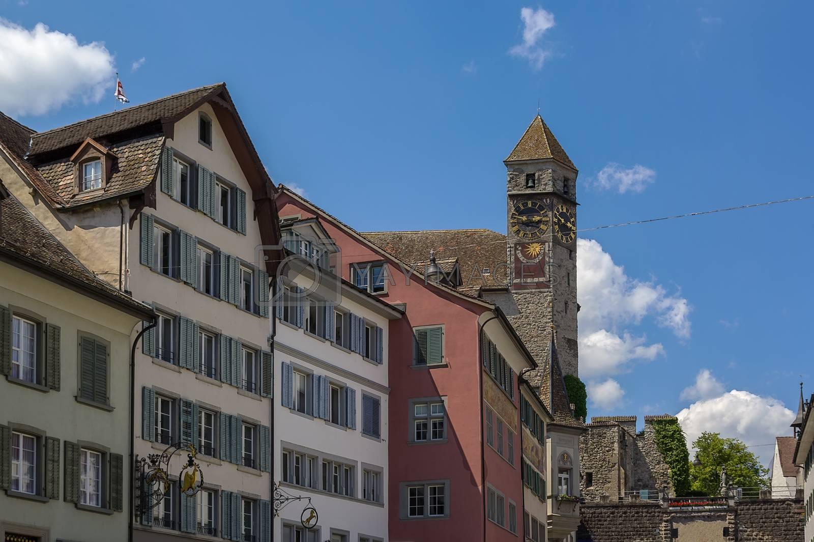 Rapperswil, Switzerland by borisb17
