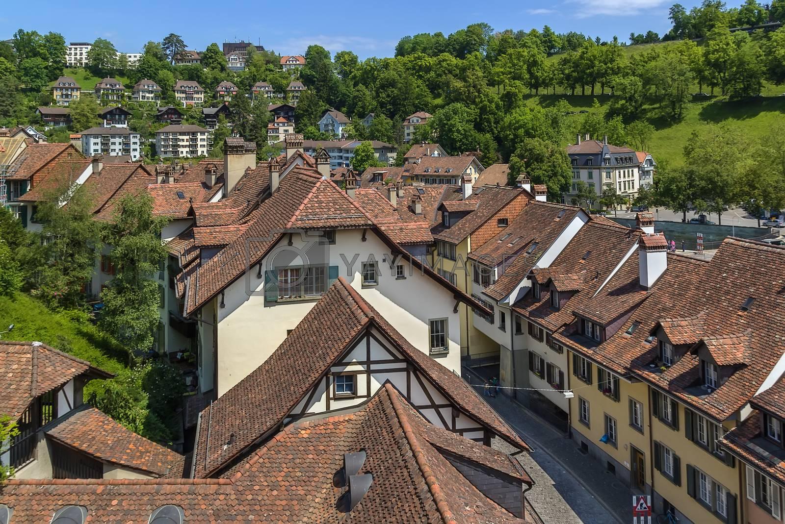 Bern by borisb17
