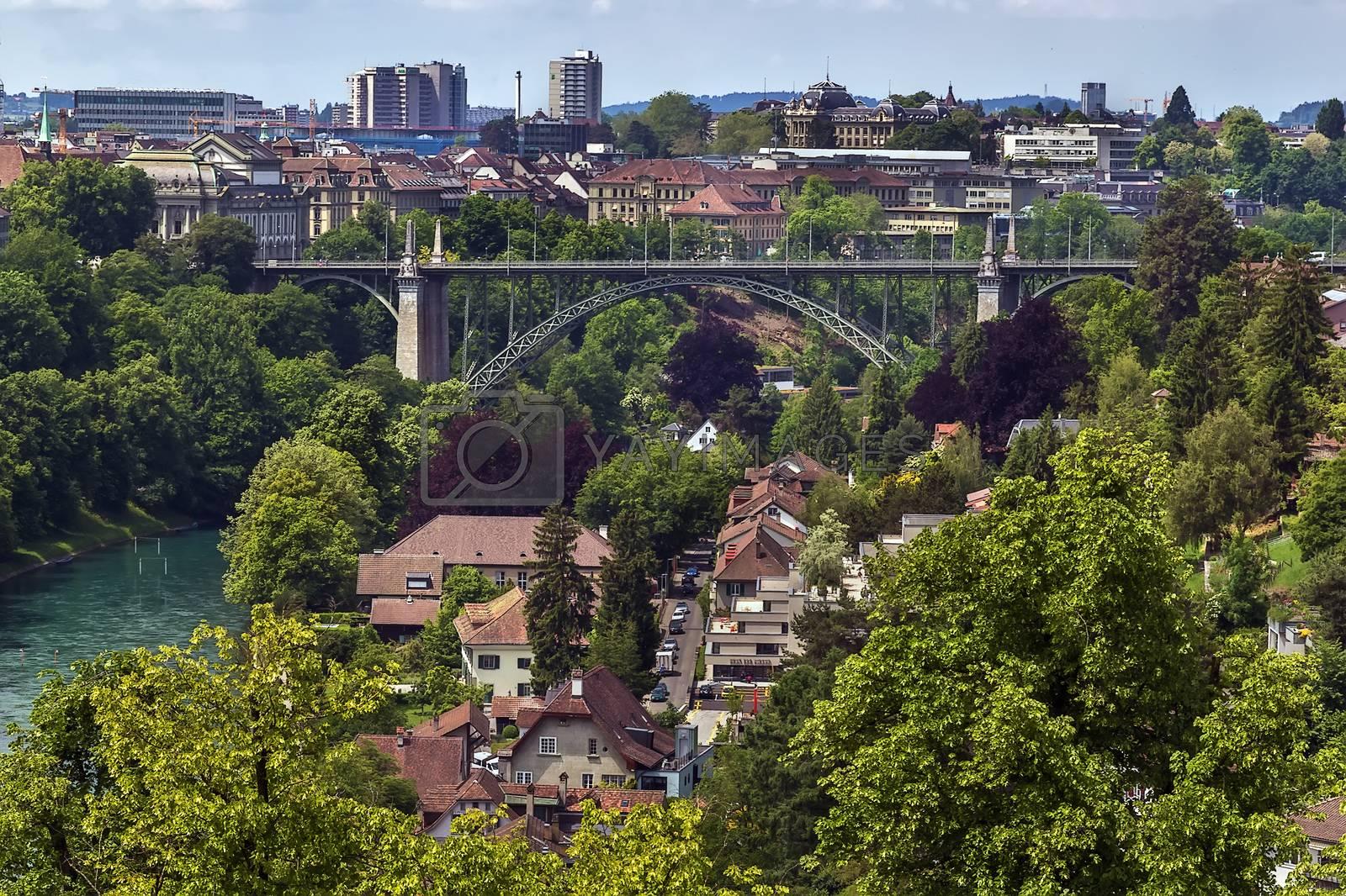 Bern, Switzerland by borisb17