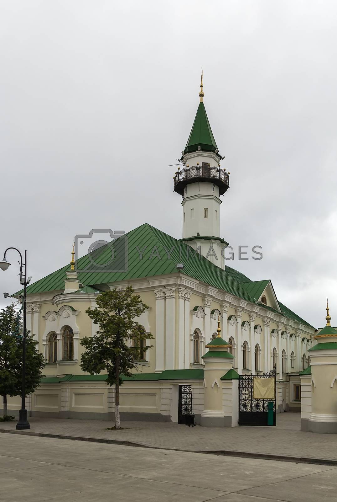 Marcani Mosque, Kazan by borisb17