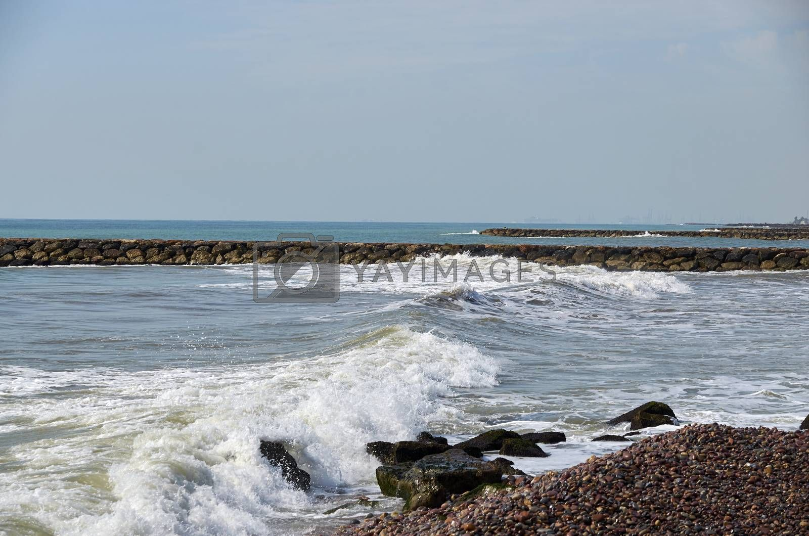 Beaches of Puzol Valencia by BPardoFotografia