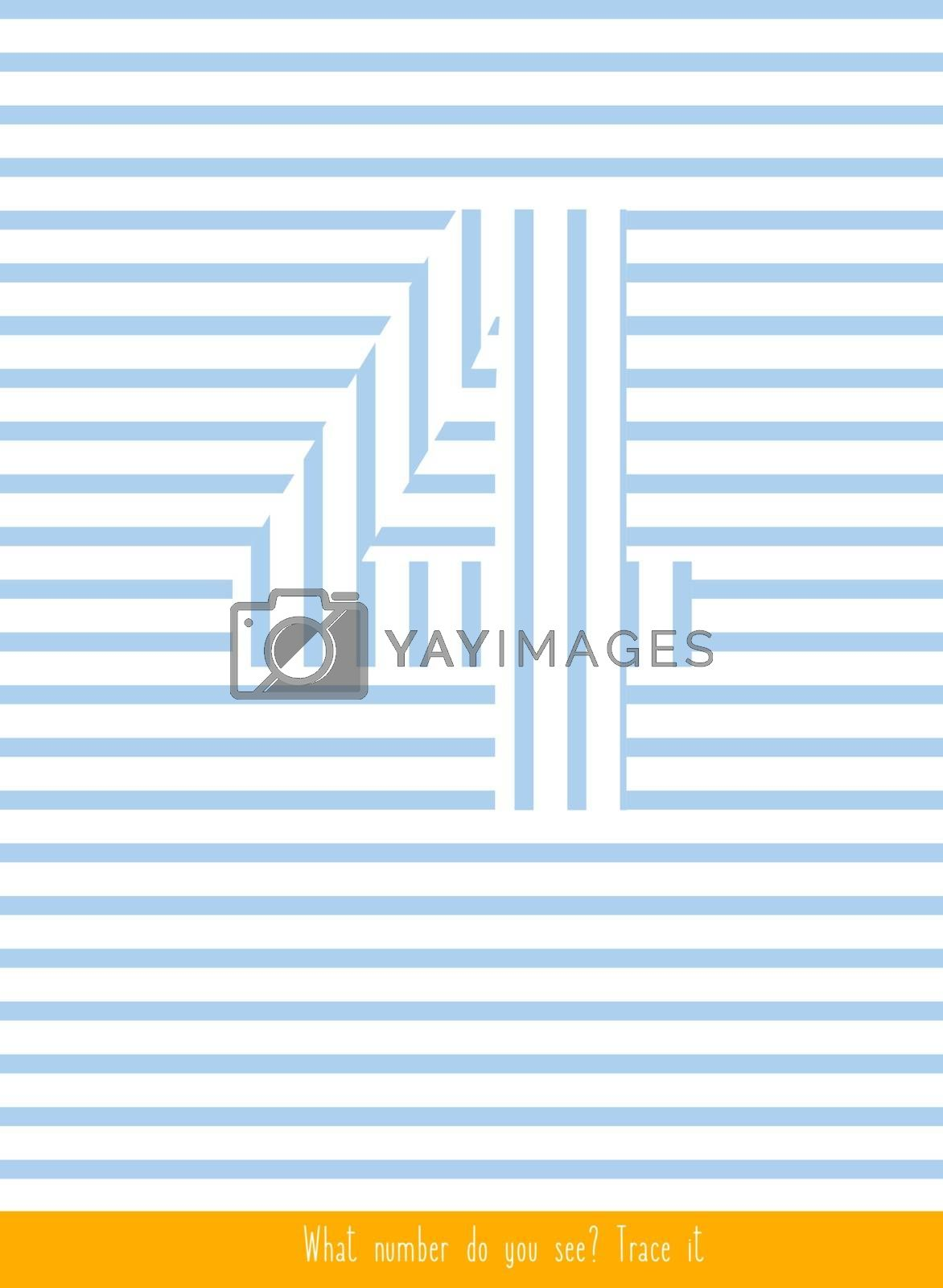 Find the hidden shape by SonneOn