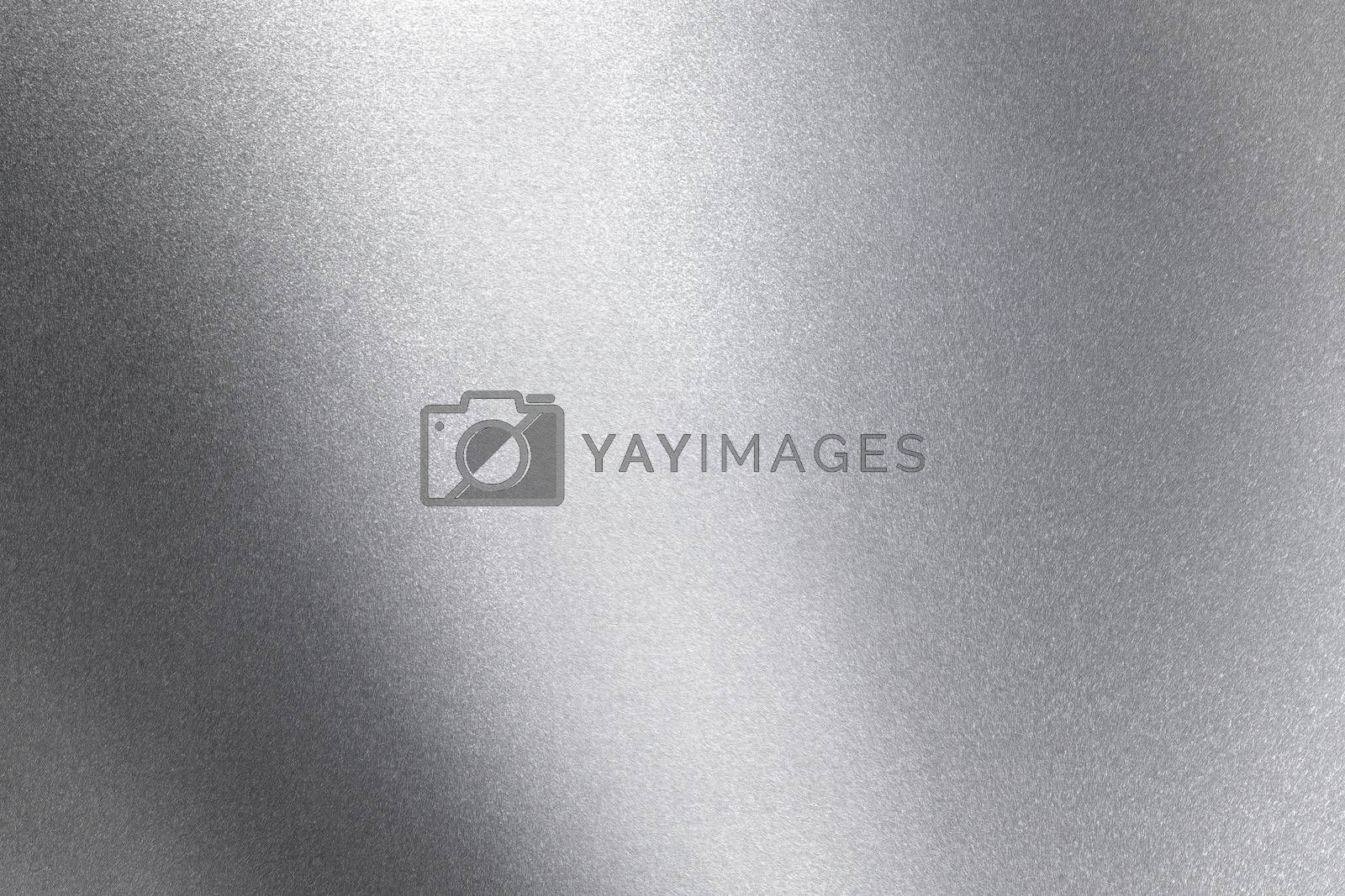 Rough old gray metallic sheet, abstract texture background