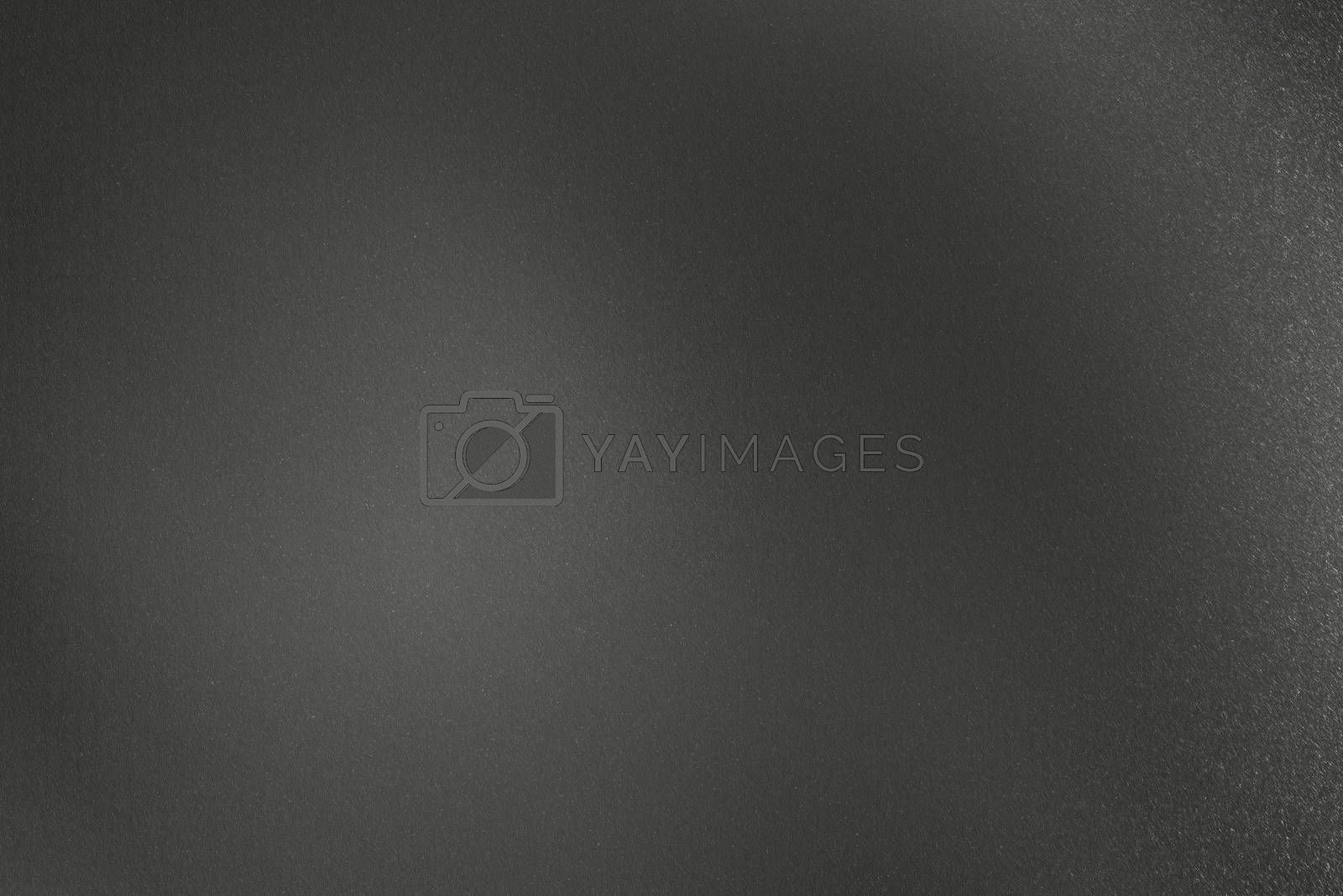 Rough black metallic wall, abstract texture background