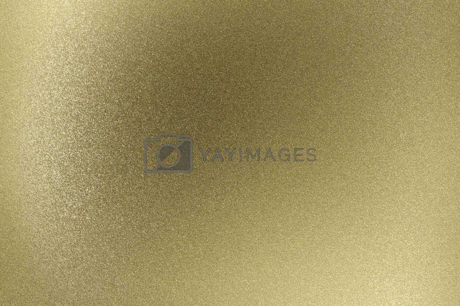 Rough old brown metal sheet, abstract texture background