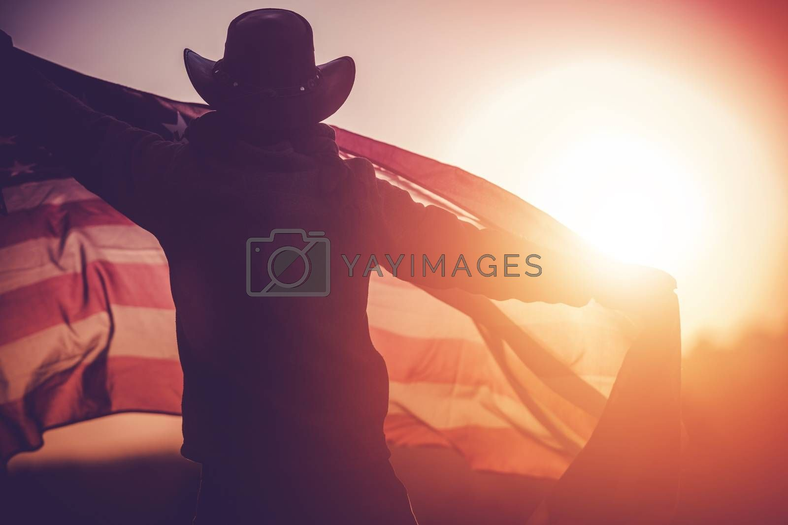 Royalty free image of Independence Day Celebration by welcomia