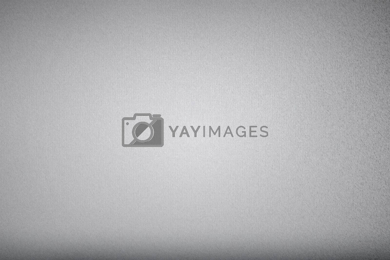Royalty free image of Brushed gray metallic sheet board, abstract texture background by mouu007