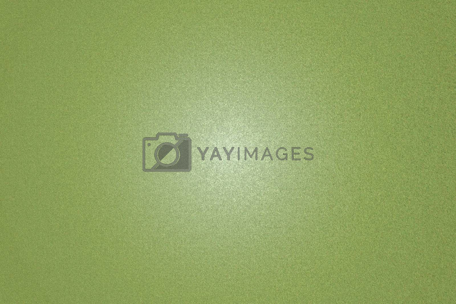 Royalty free image of Brushed light green metallic sheet, abstract texture background by mouu007