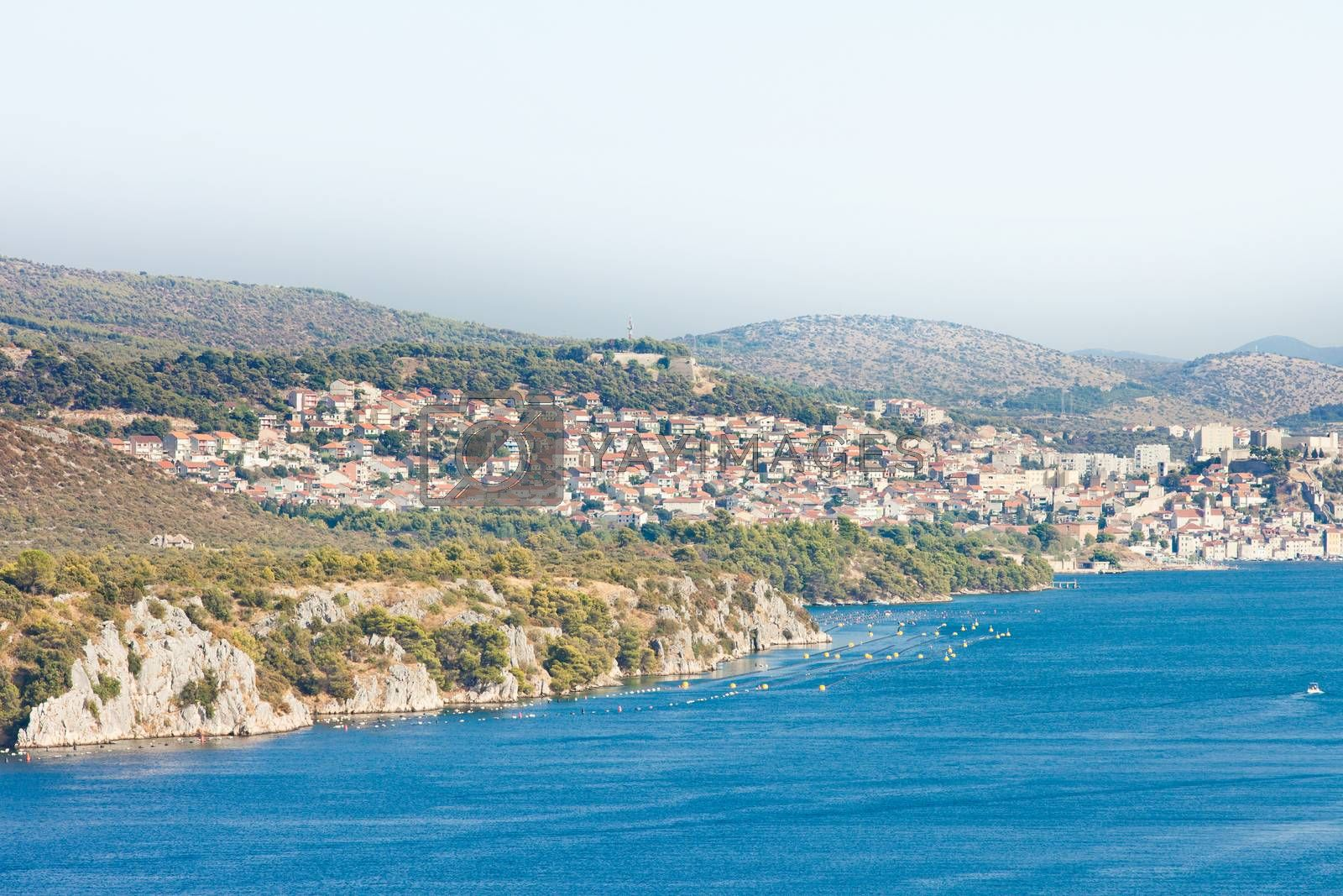 Sibenik, Croatia, Europe - Visiting the beautiful city of Sibenik