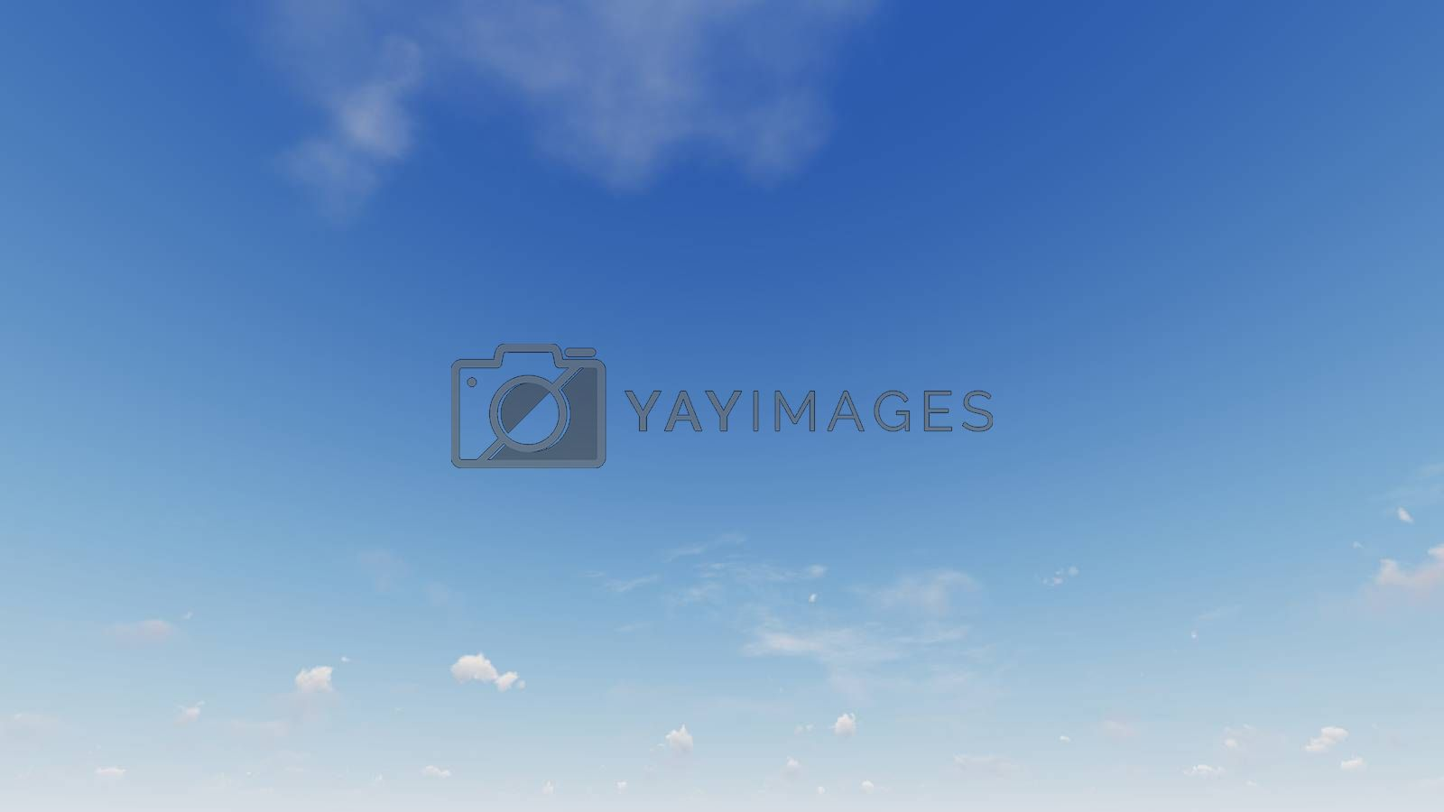Cloudy blue sky abstract background, blue sky background with ti by Teerawit Tj-rabbit