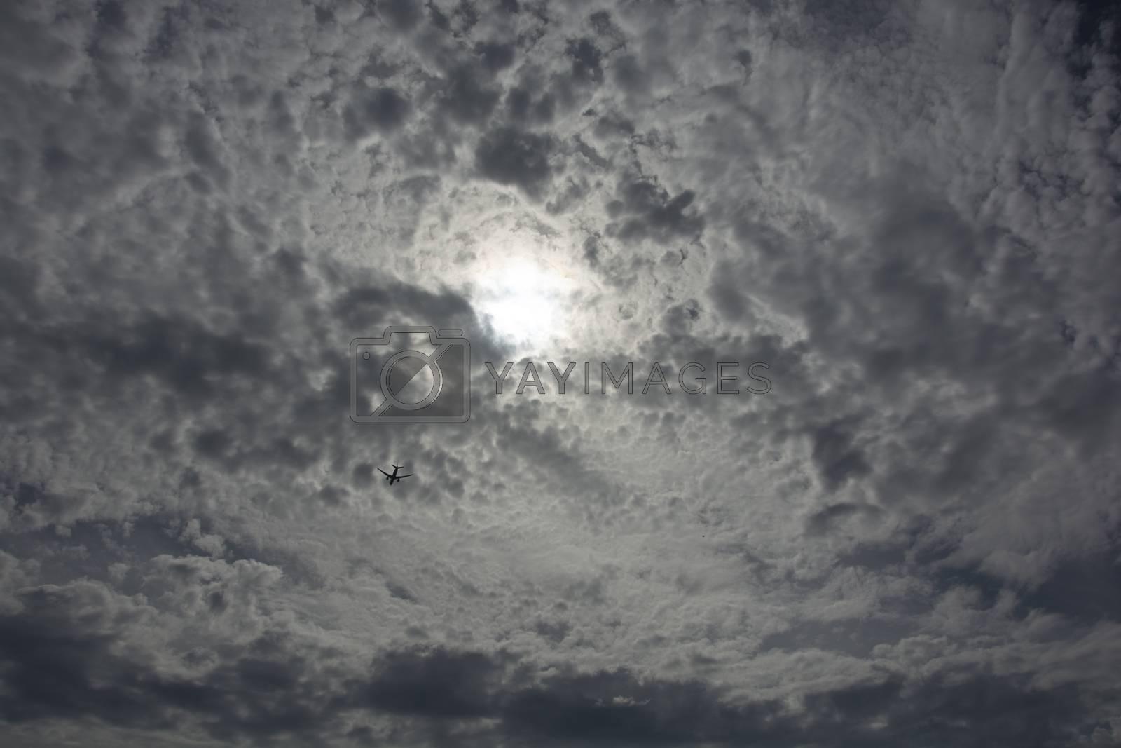 Rain clouds by Nursel