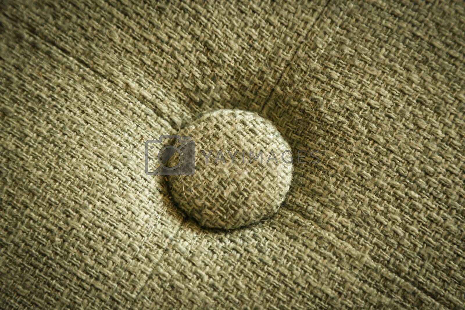 Royalty free image of Material texture, with depth of field - Beige colour with light vignette.  by inspireme