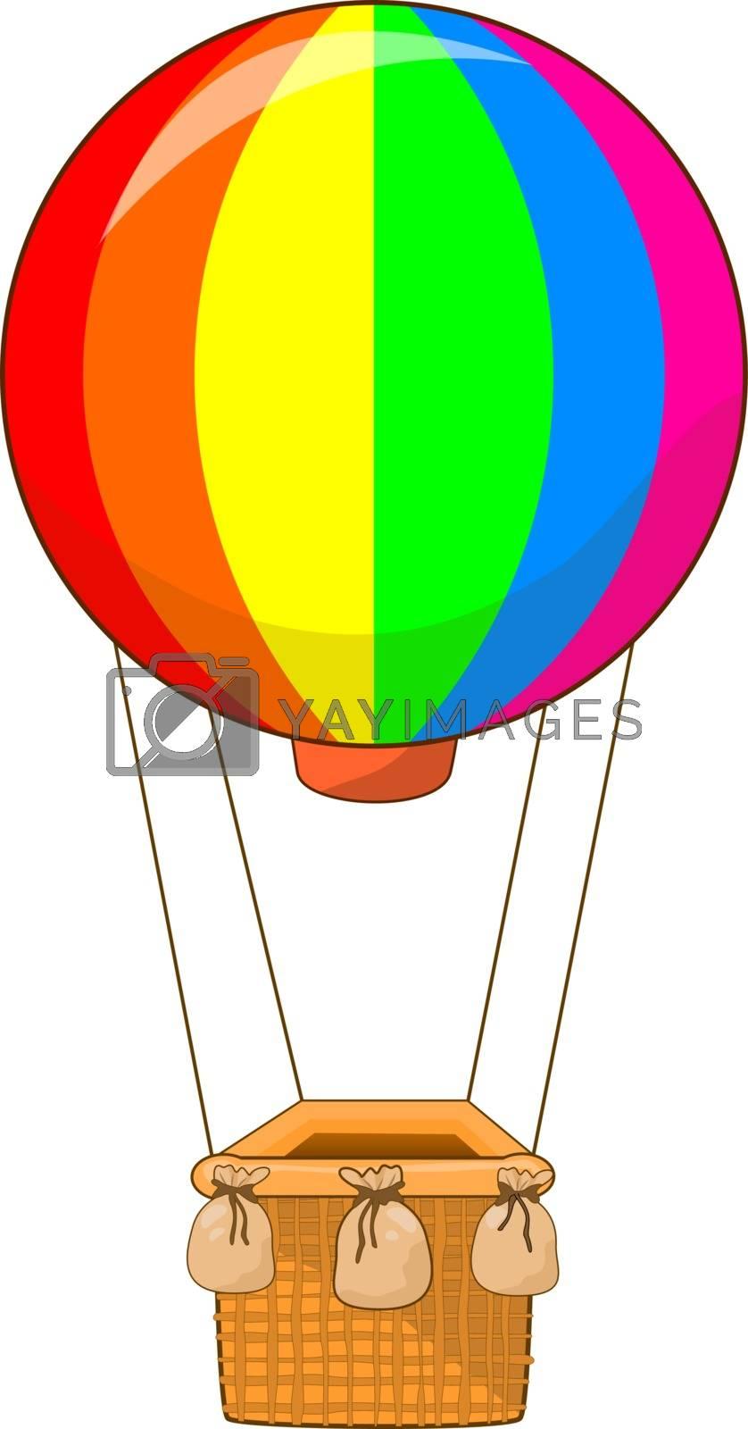 Air balloon by liolle