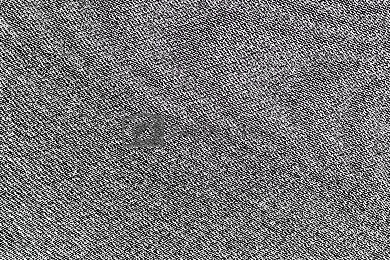 a good looking macro texture shoot from dotted cloth - gray color dominated. shoot looks interesting and very detailed.