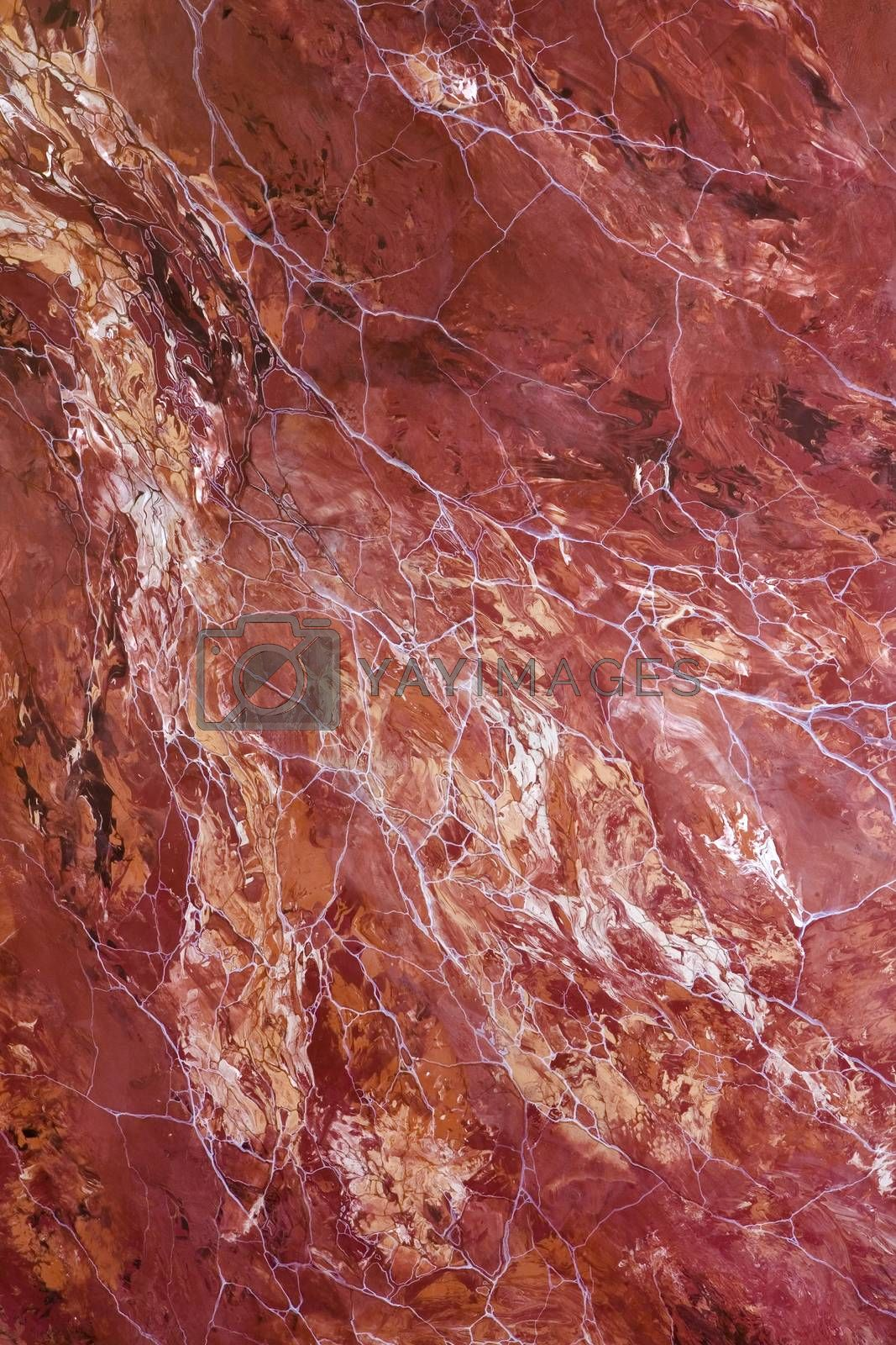 Royalty free image of  marble wall texture by phortcach