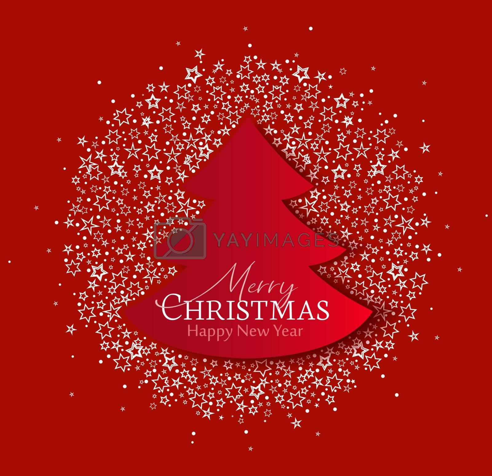 Royalty free image of Christmas tree decoration by odina222