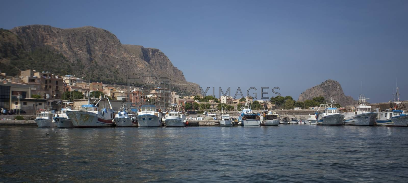 Royalty free image of Bagnera Port in Sicily #7 by pippocarlot