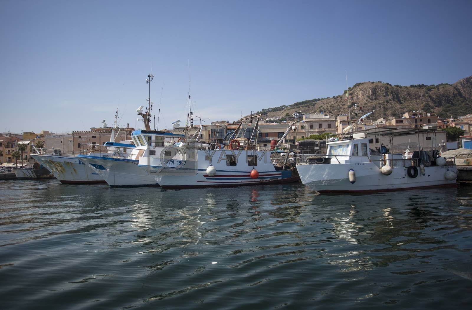 Royalty free image of Bagnera Port in Sicily #5 by pippocarlot