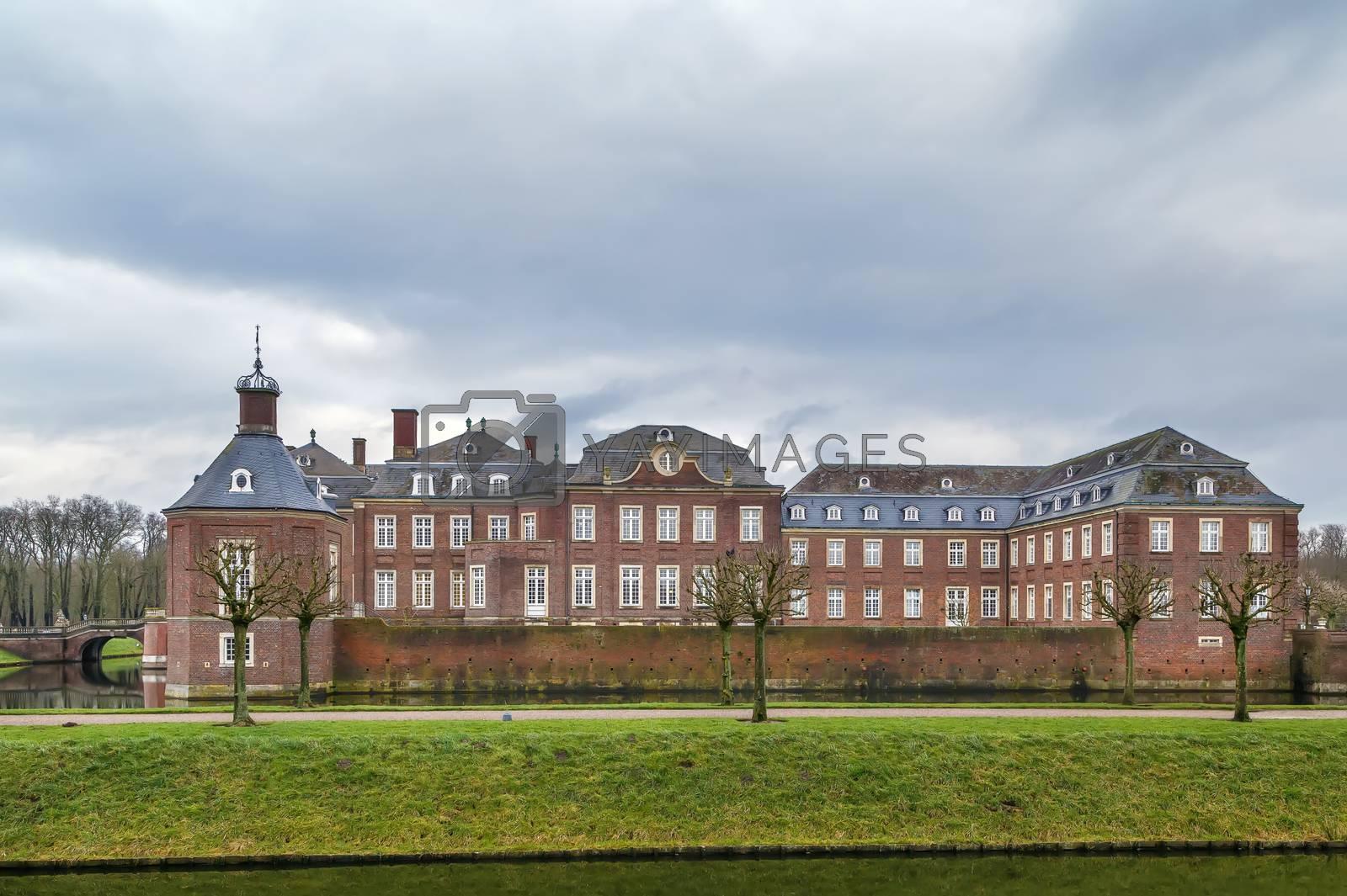 Royalty free image of Nordkirchen palace, Germany by borisb17