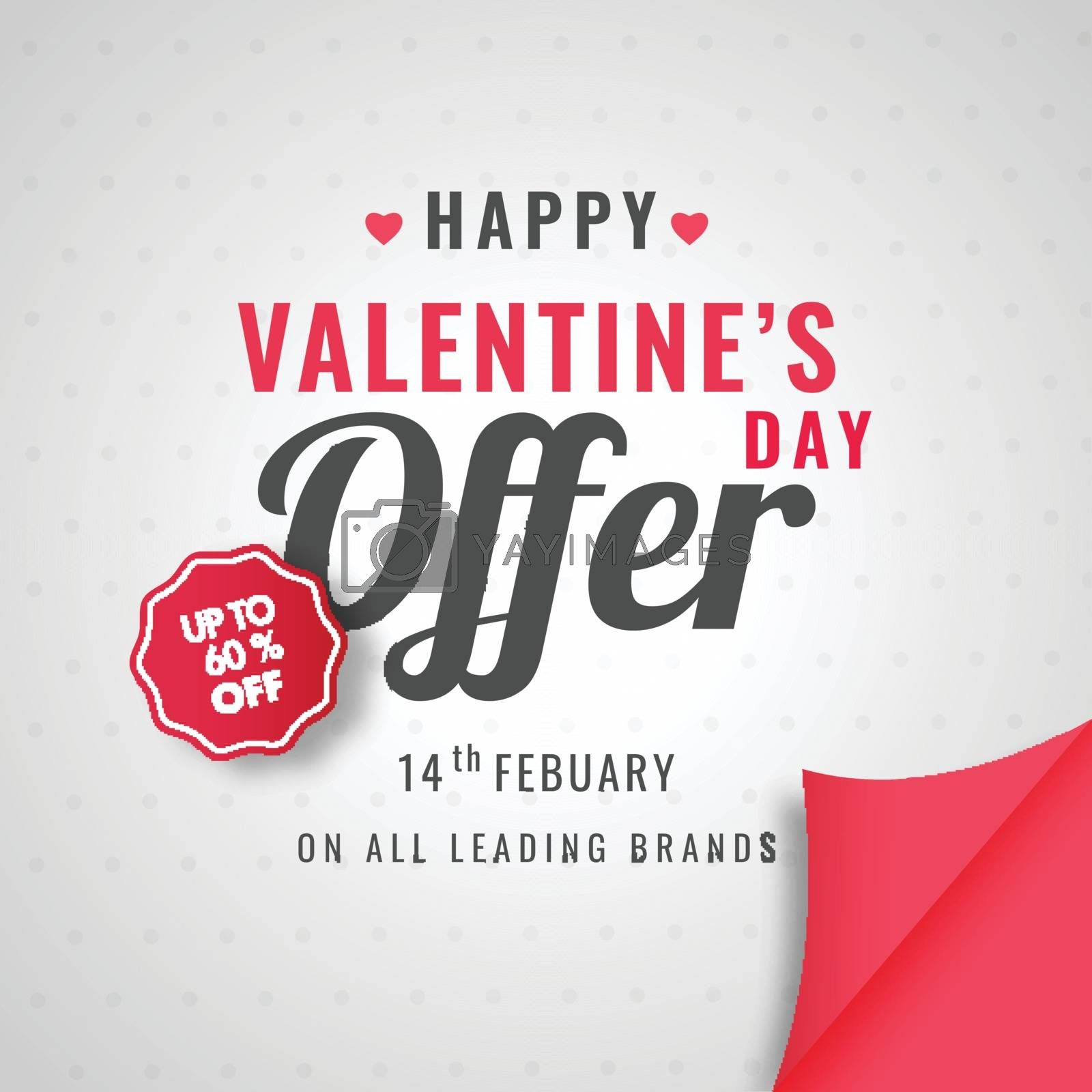 Poster or template design upto 60% discount offer for Happy Vale by aispl