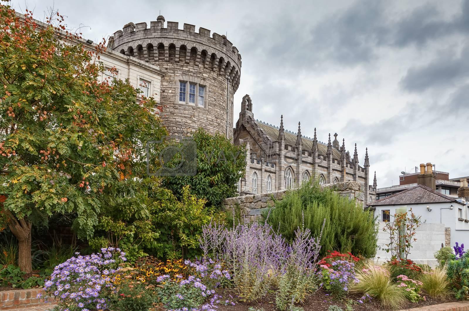 Royalty free image of Record Tower, Dublin, Ireland by borisb17