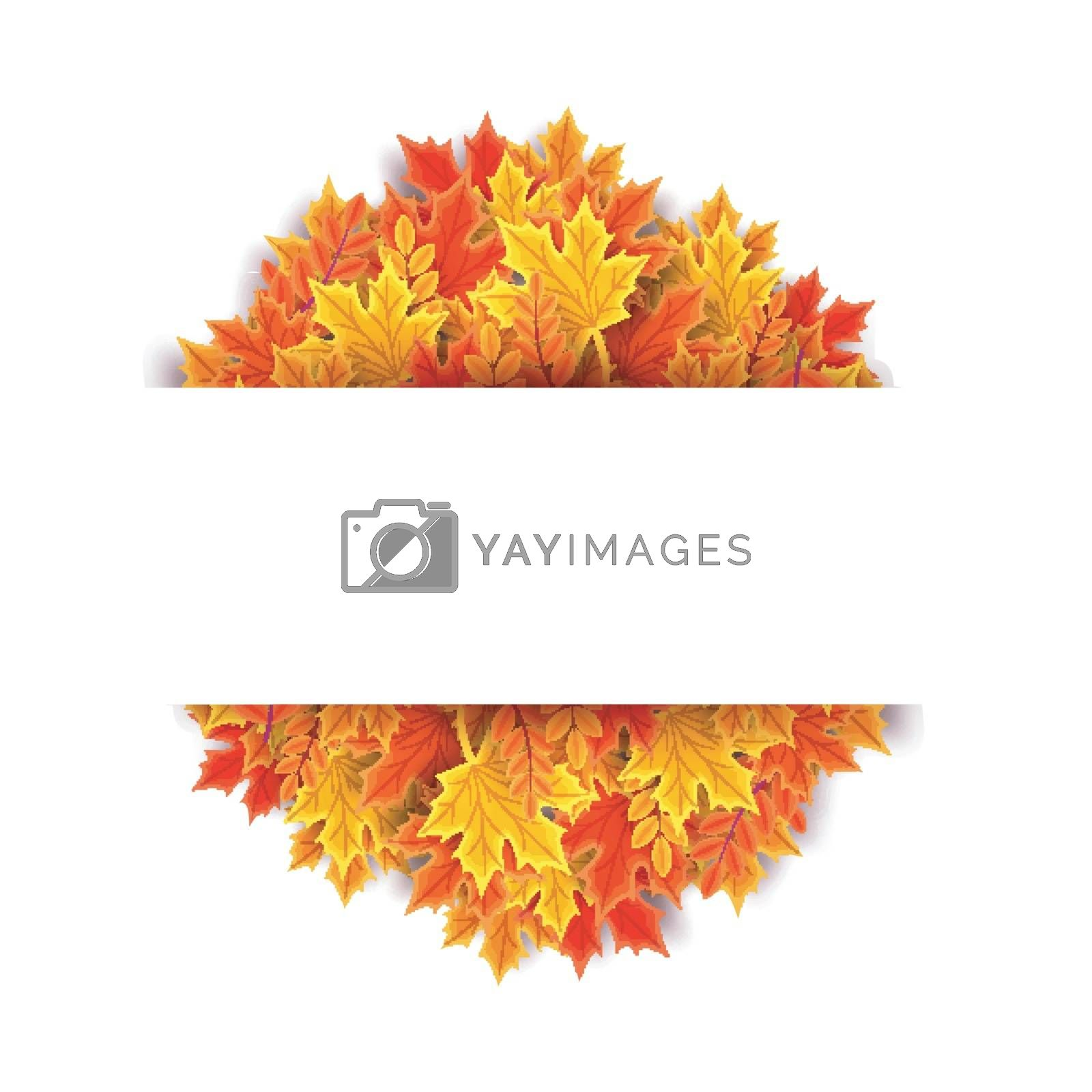 Creative background for Thanksgiving Day. by aispl