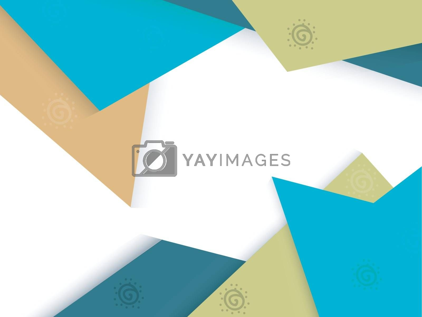 Modern abstract geometric background.