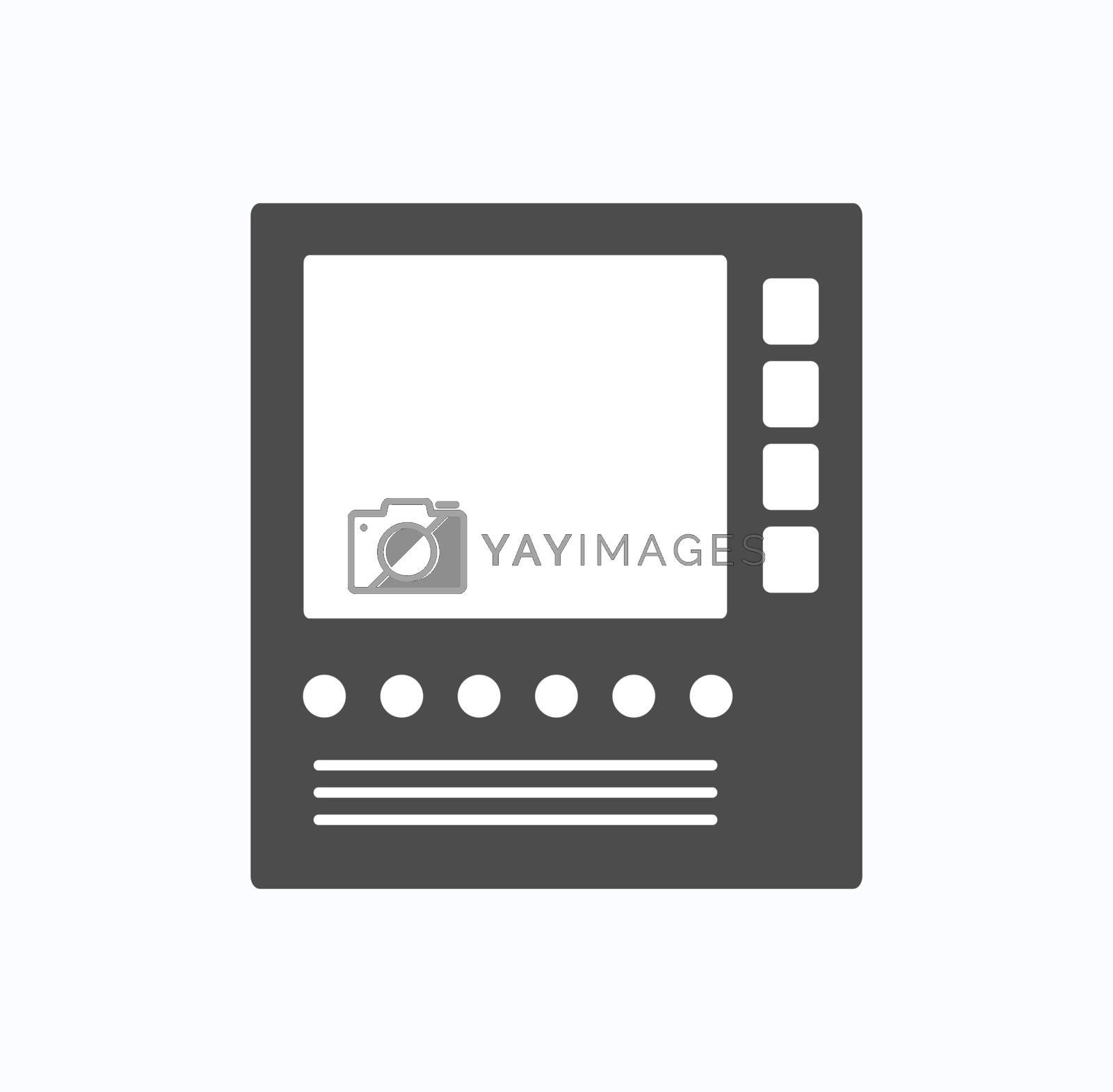 Intercom for communication  Icon
