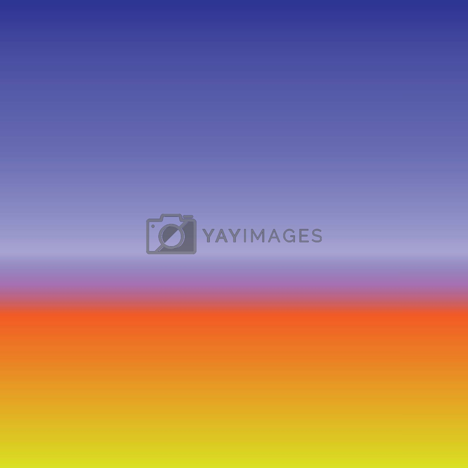 Vibrant and smooth gradient color background for your design. Vector illustration