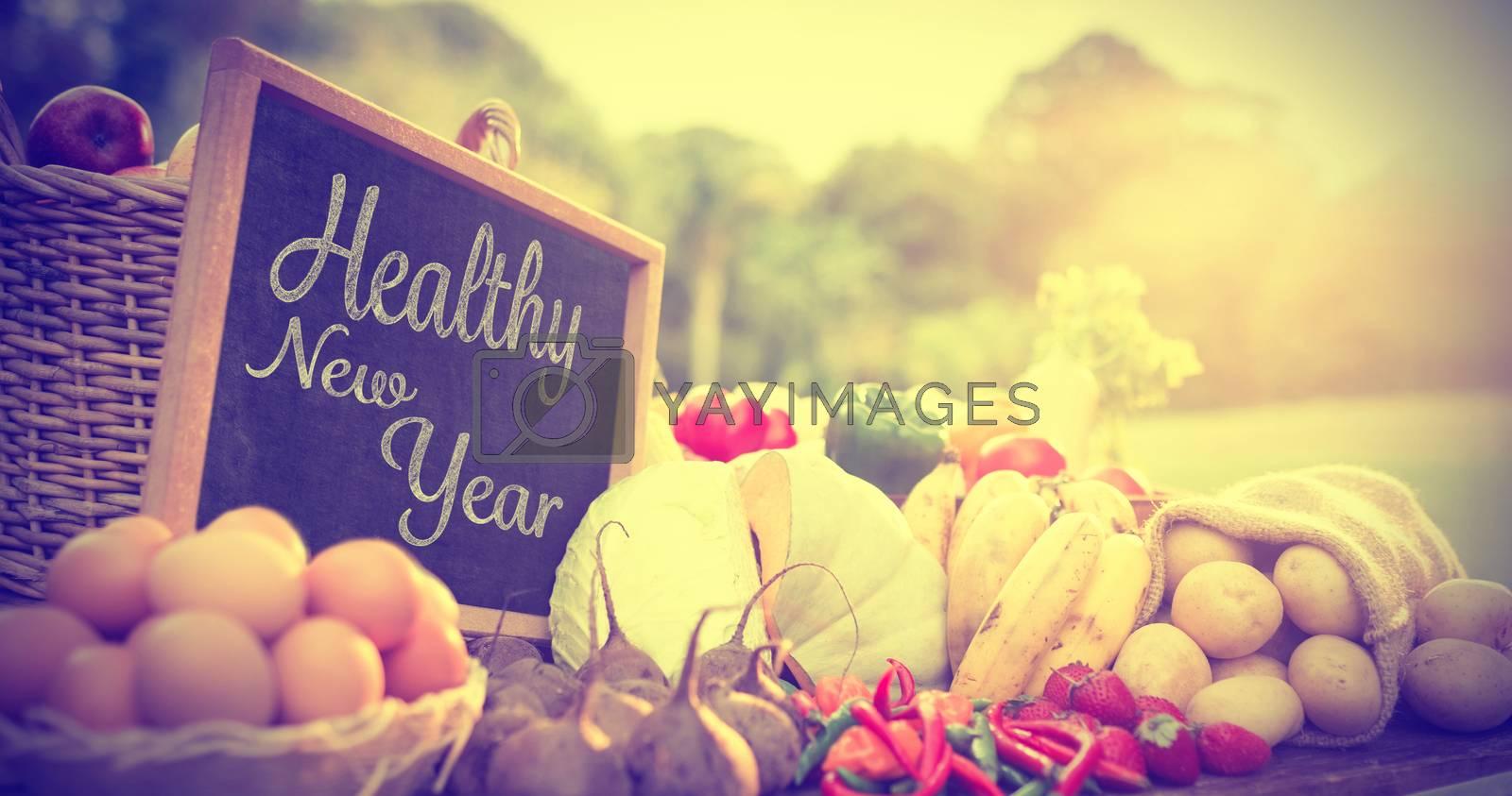 Healthy New Year