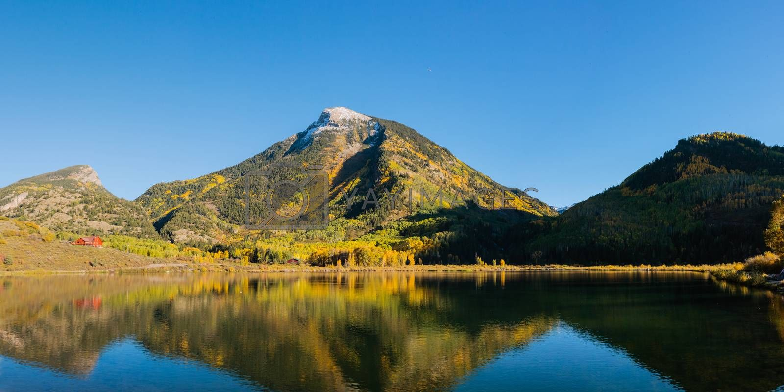 Colorful Colorado Scenic Landscape Beauty by Gary Gray