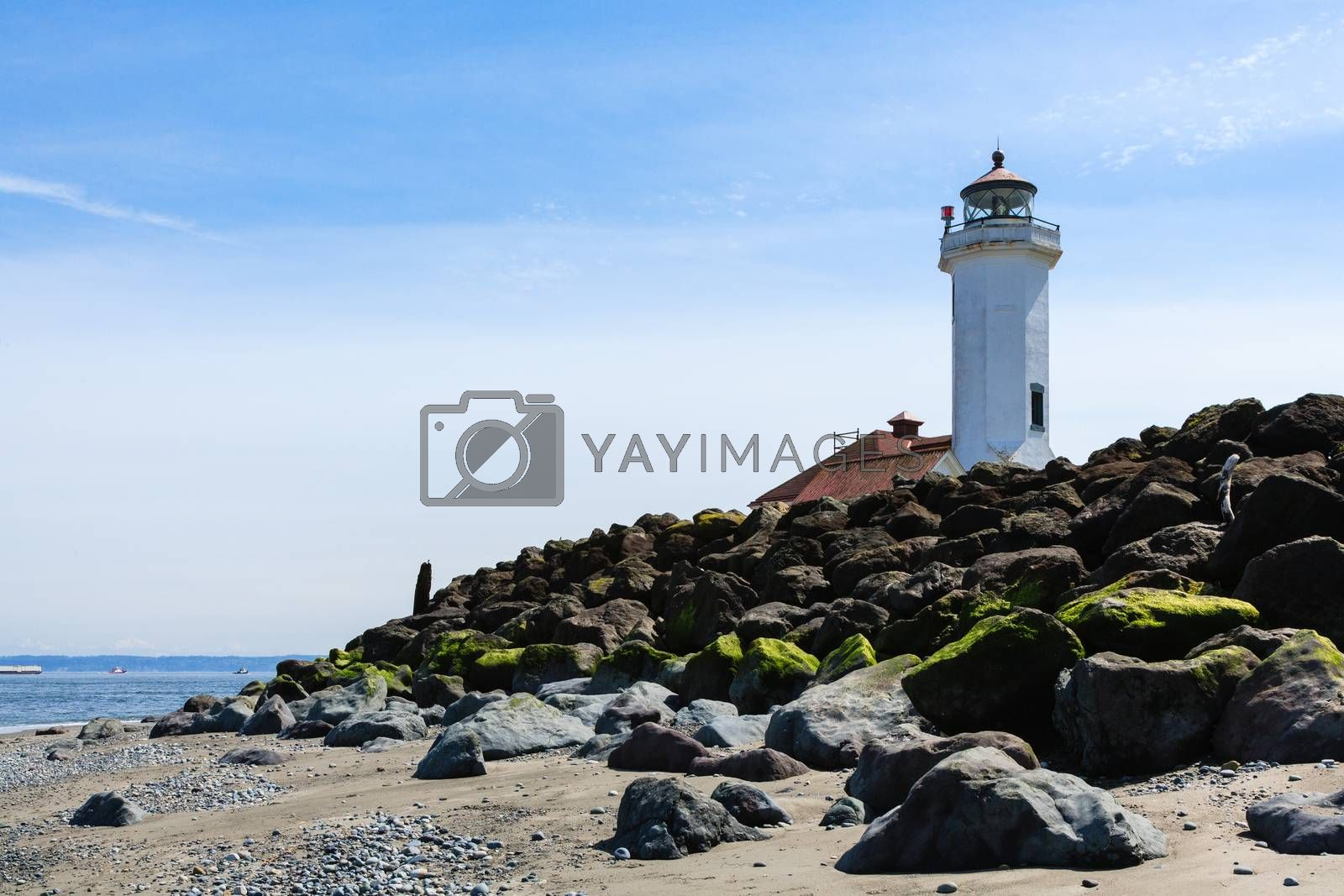 Point Wilson Lighthouse in Washington State
