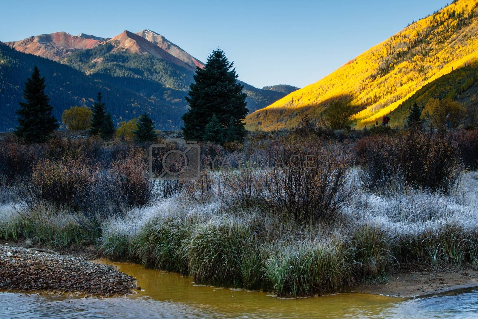 The scenic beauty of Colorado and the Rocky Mountains.