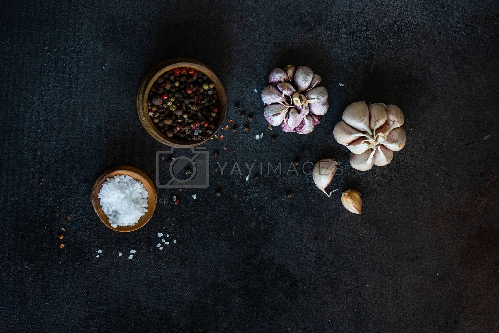 Spices concept by Elet