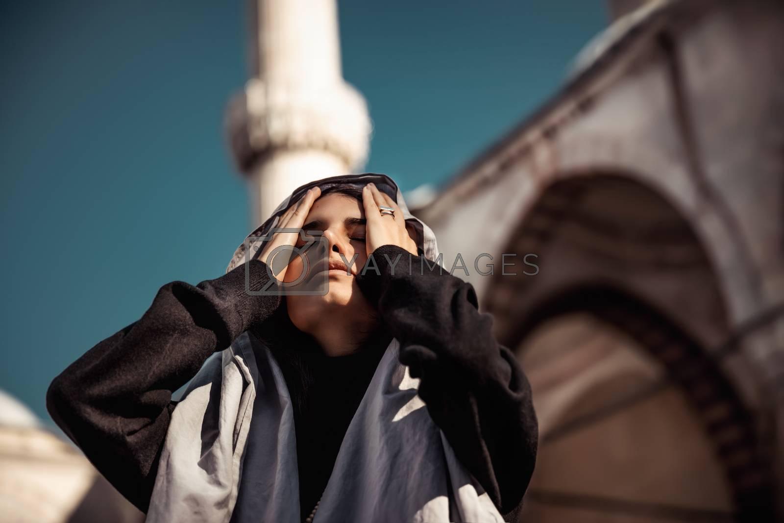 Arabic fashion  by Anna_Omelchenko