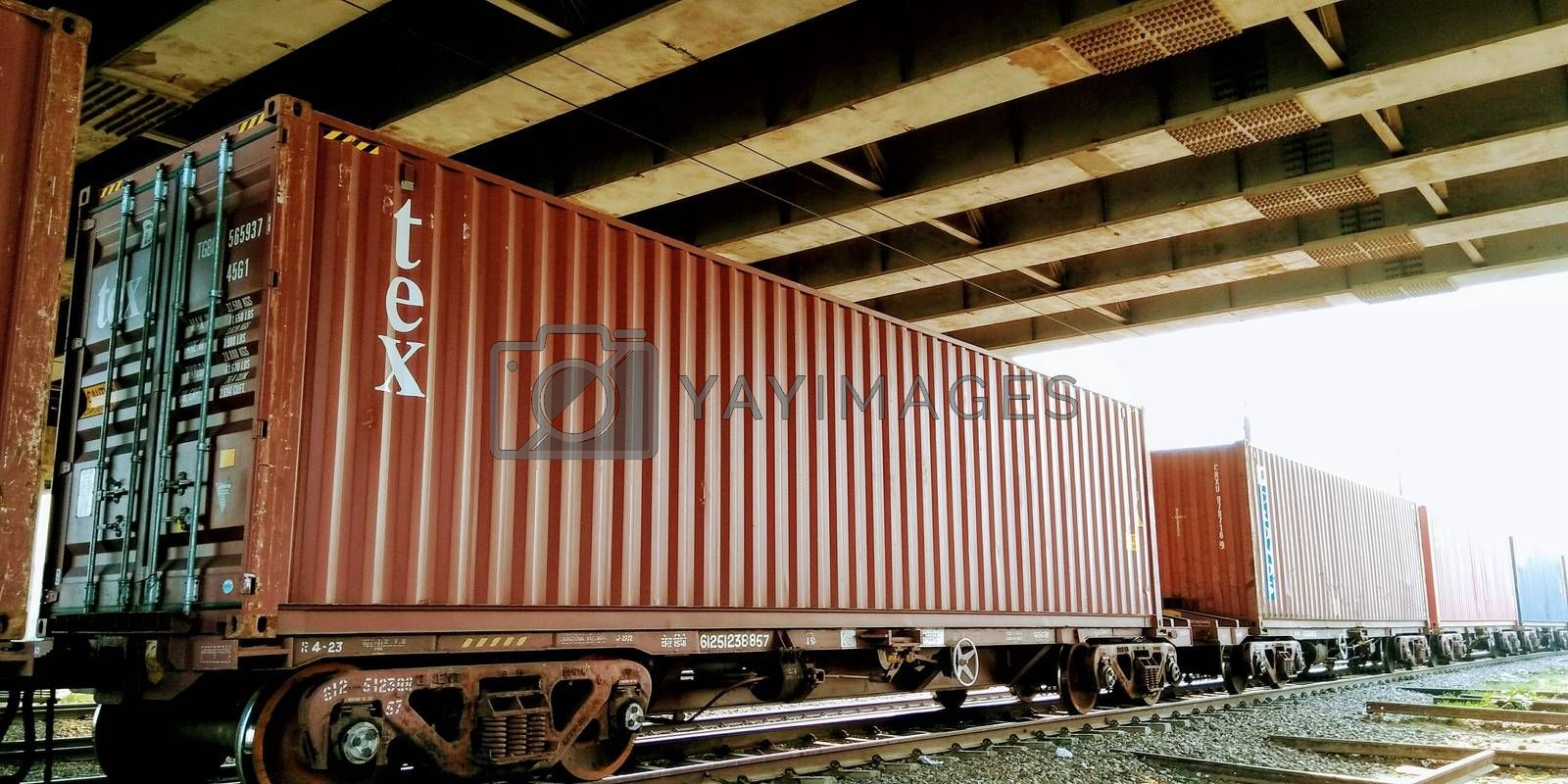 A picture of Containers