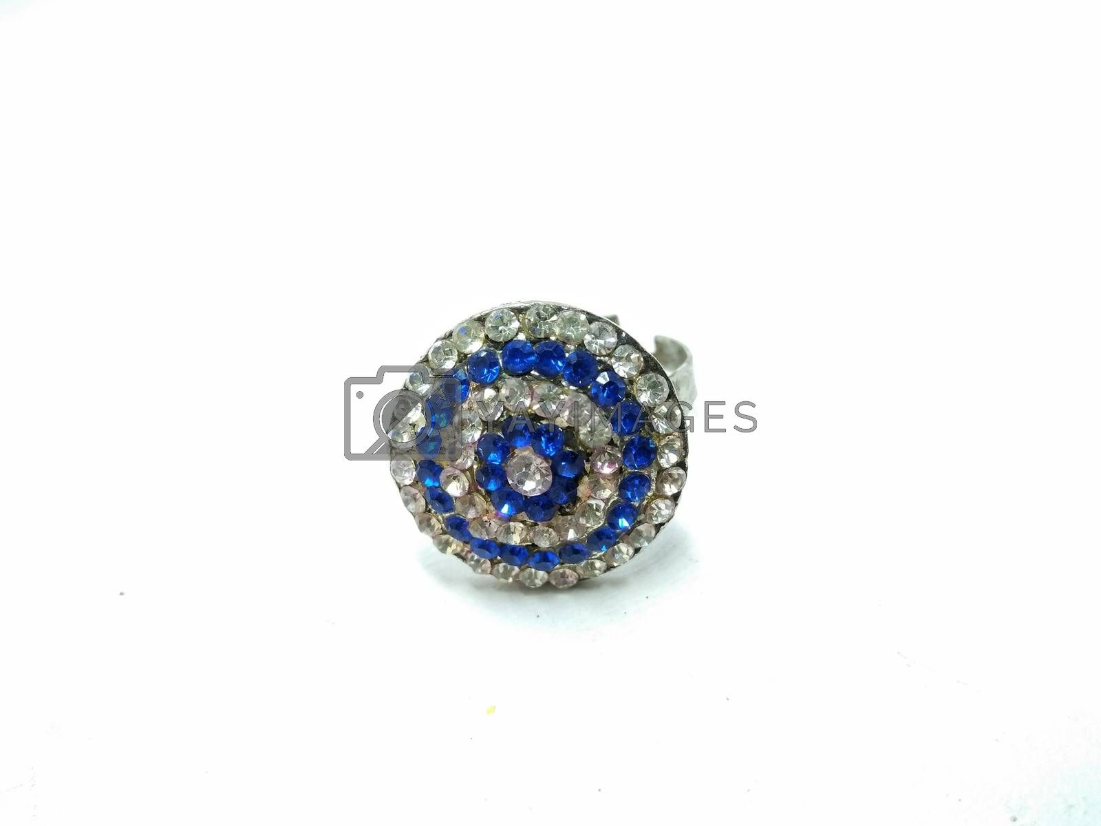 Royalty free image of A picture of earrings by Allvidmix