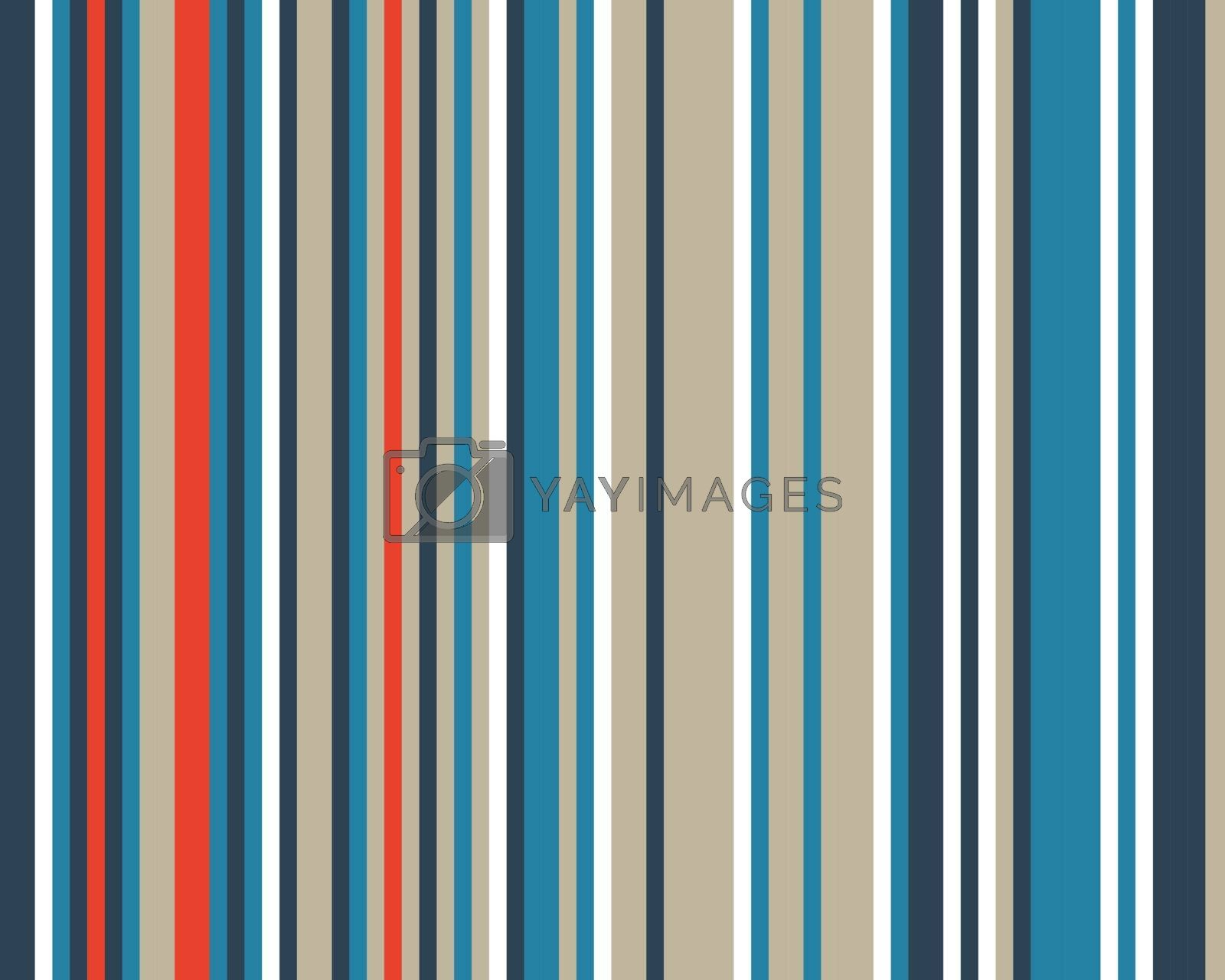 Simple pattern of colored lines, seamless  abstract geometric background