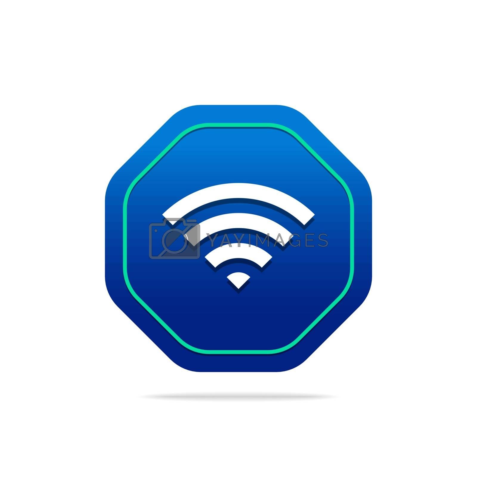 Wifi Signal Symbol Icon, Wireless Network Symbol wifi icon