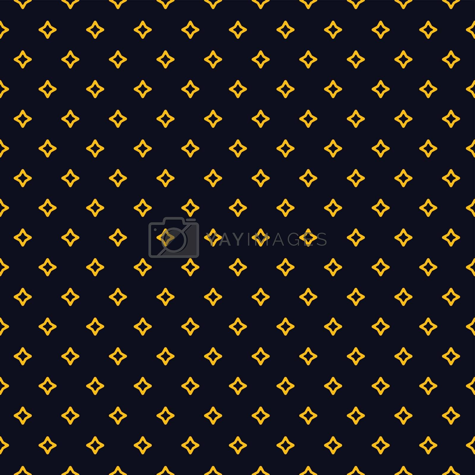 Vector Seamless Geometry Pattern for Postcards, wallpaper, web background, Print and fabric