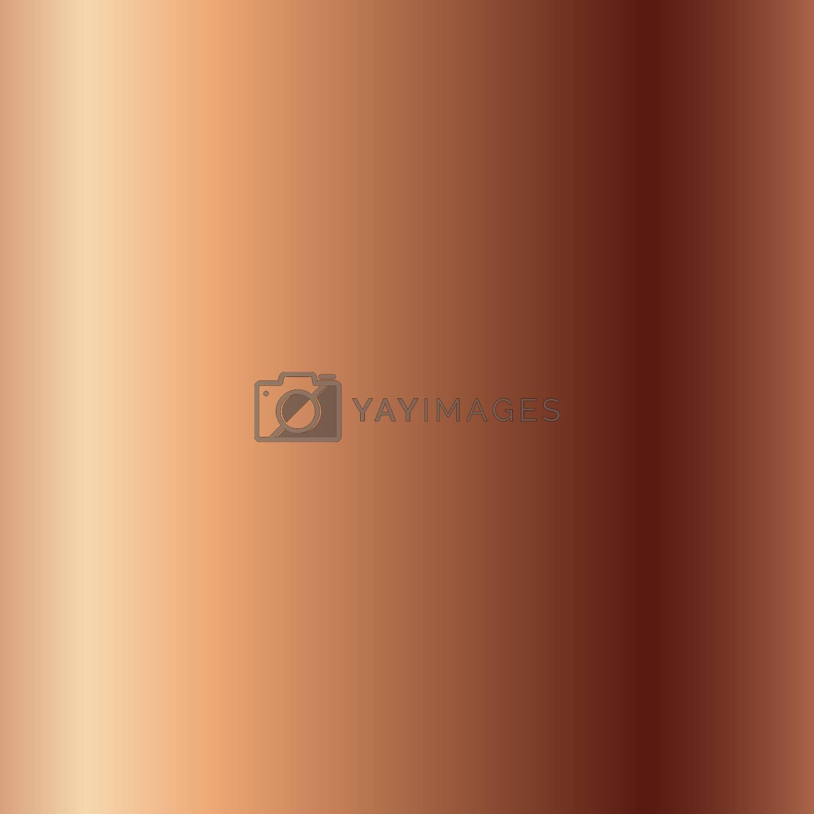 Bronze background polished metal texture