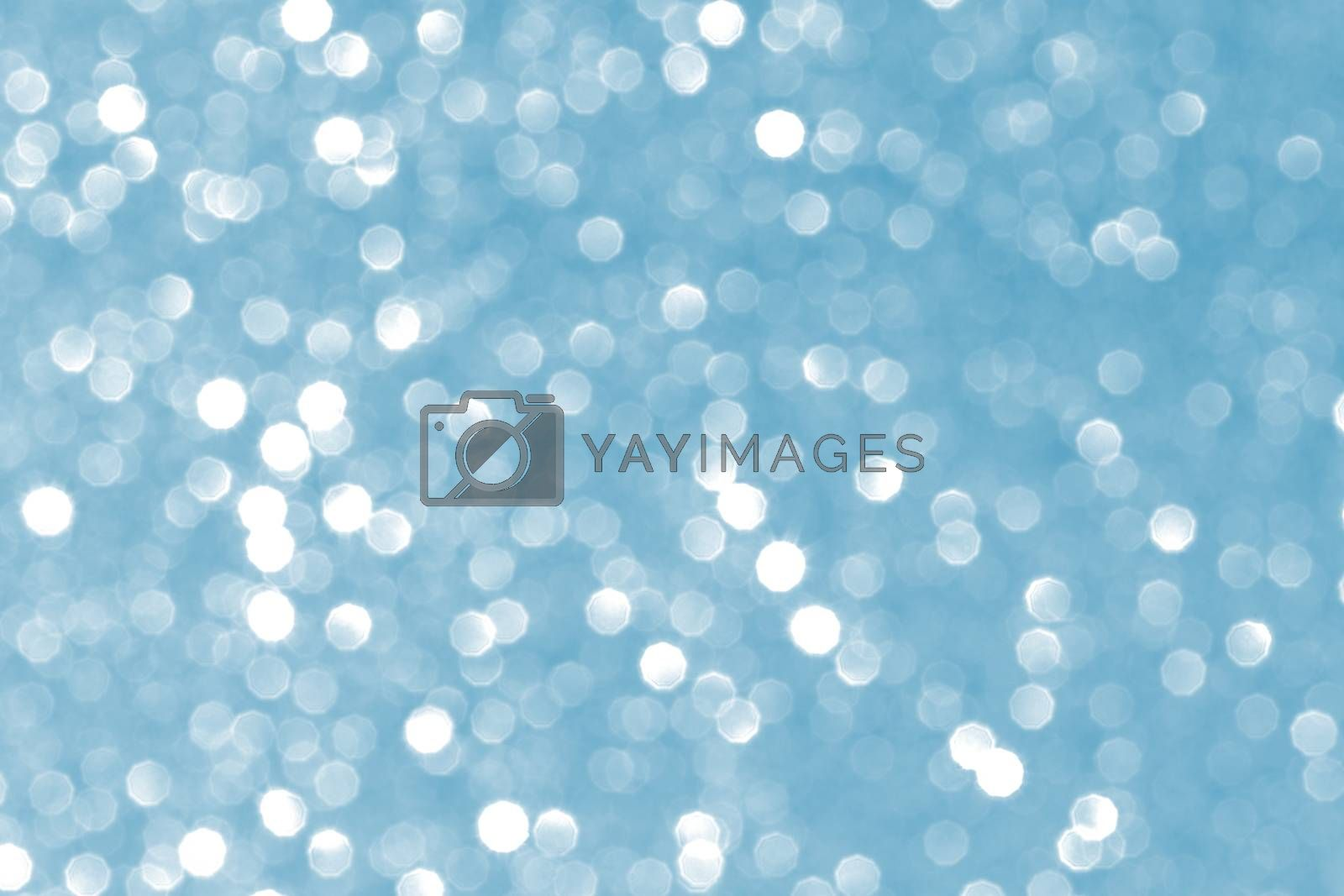 Light blue glitter texture, holidays sparkling bokeh blur background