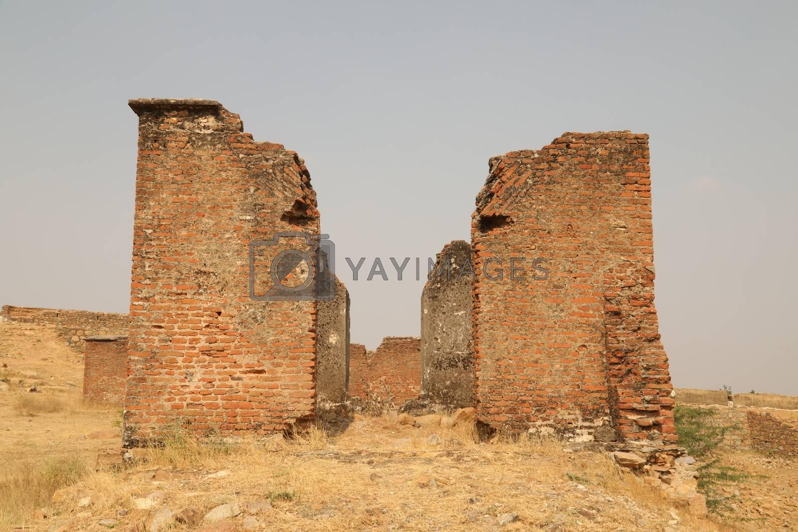 Heritage Fort Rajasthan India