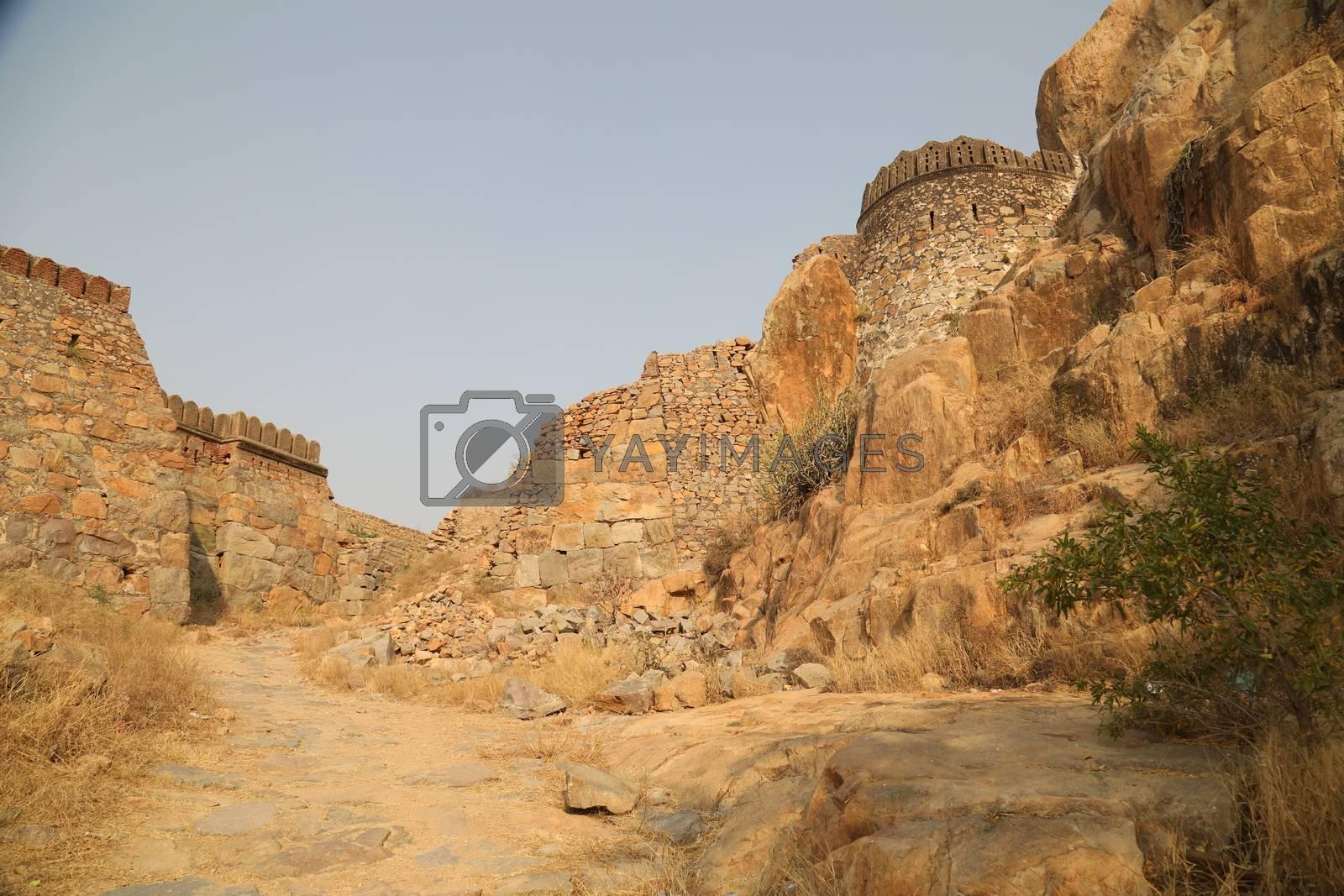Heritage Fort at Rajasthan India