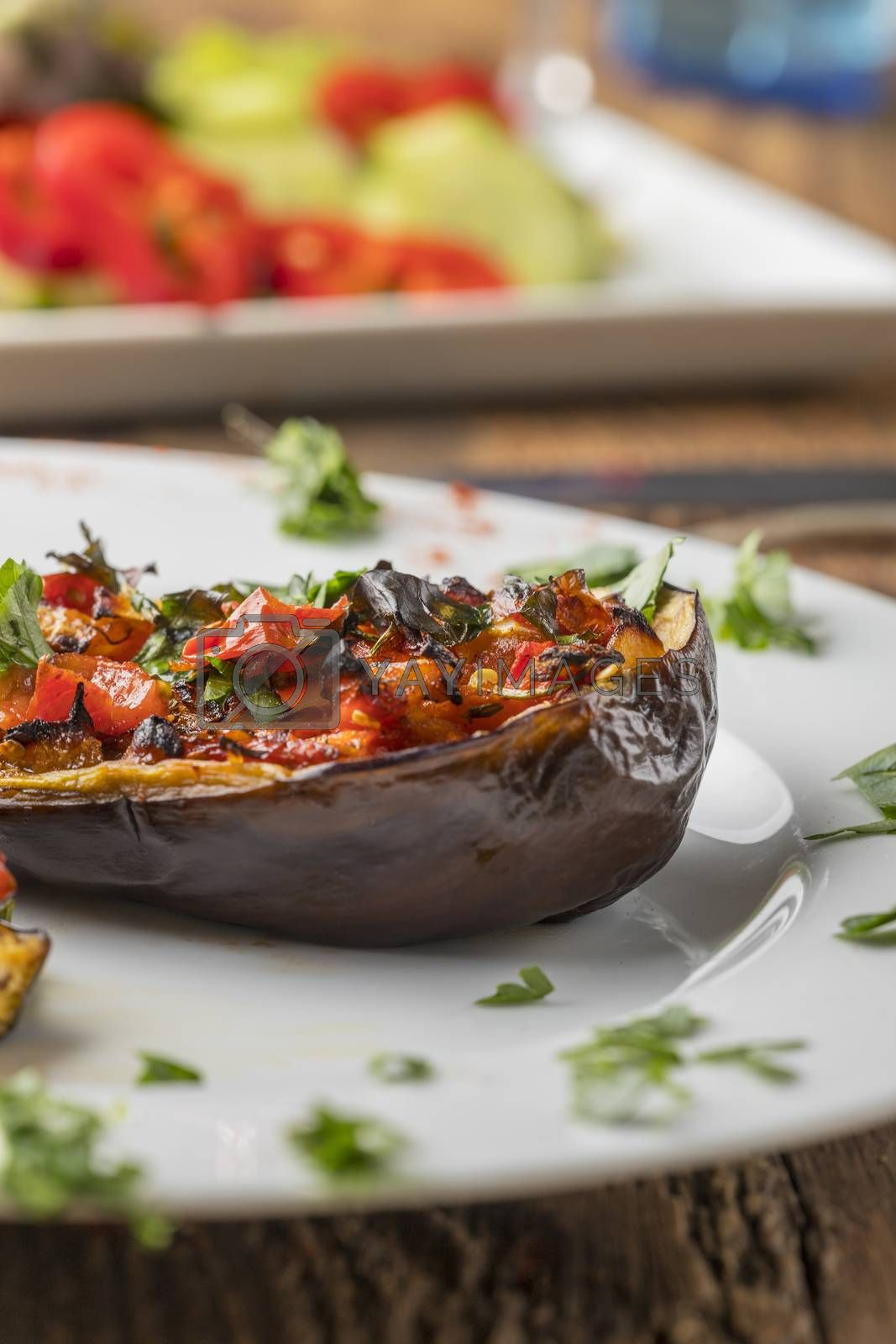 eggplant by bernjuer