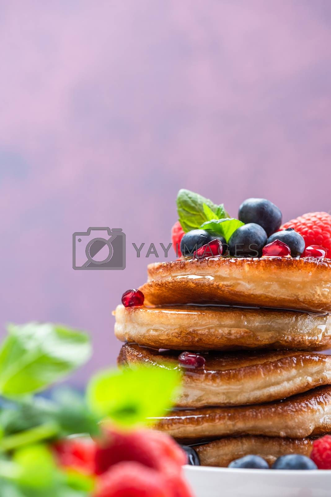 Perfect Pancakes for Shrove Tuesday Brunch or Breakfast.